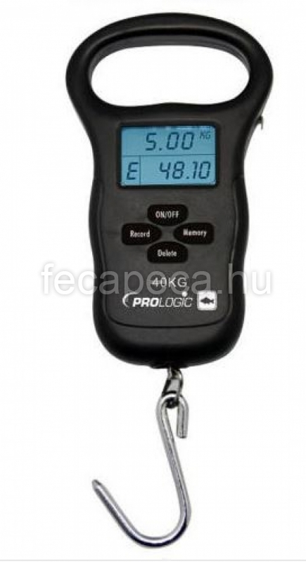 PROLOGI COMMANDER DIGITAL SCALE 40KG - 10 990,- Ft