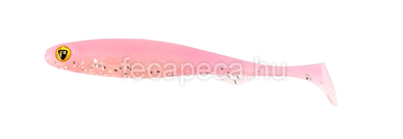 FOX RAGE SLICK SHAD 13CM PINK CANDY (UV) - 590,- Ft