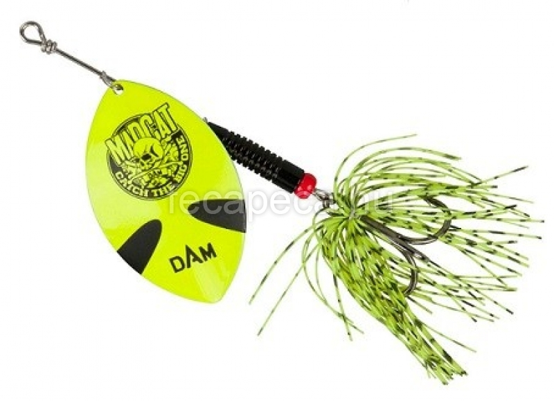 MADCAT BIG BLADE SPINNER FLUO YEIIOW - 2 190,- Ft