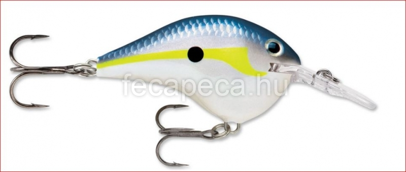 RAPALA DIVES-TO DT06 5CM  HSD - 3 790,- Ft