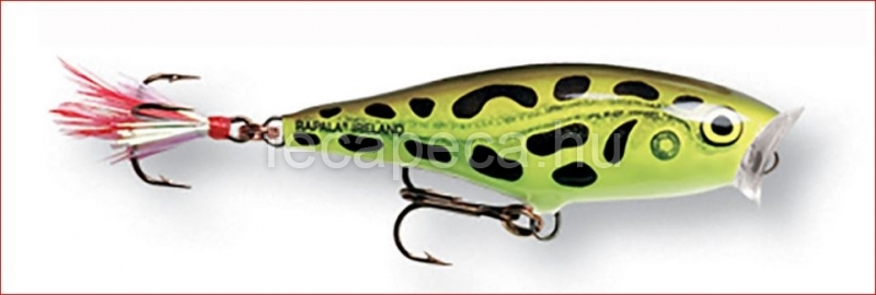 RAPALA SKITTER POP SP 7CM  FL - 3 290,- Ft