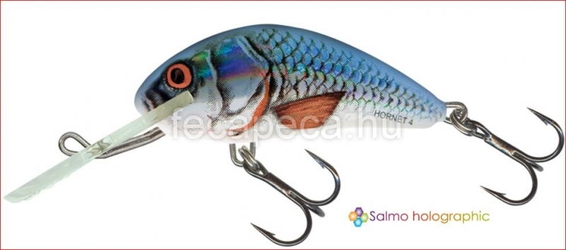 SALMO HORNET FLOATING 4CM HGS  - 2 190,- Ft
