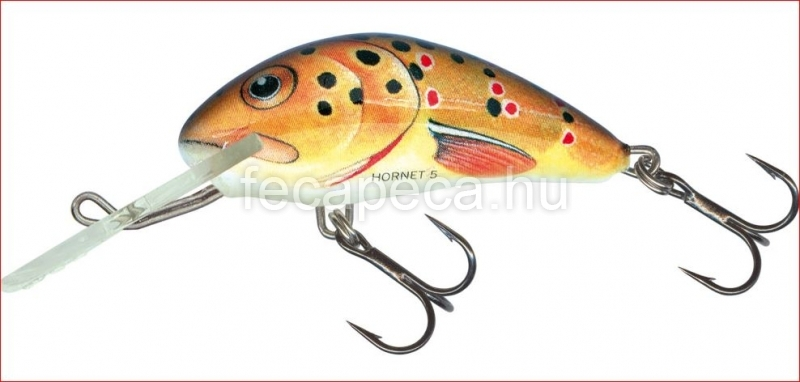 SALMO HORNET FLOATING 4CM T  - 2 190,- Ft