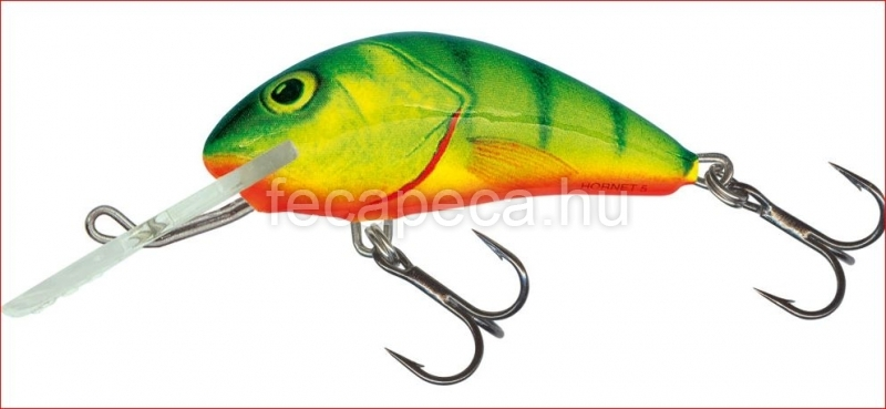 SALMO HORNET SINKING 4CM GFP  - 2 190,- Ft
