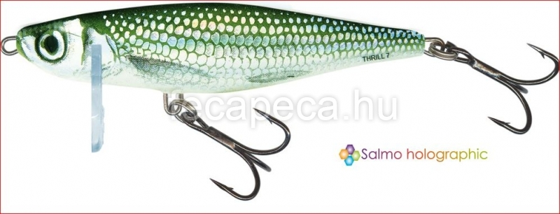 SALMO THRILL 5CM HBL - 2 490,- Ft