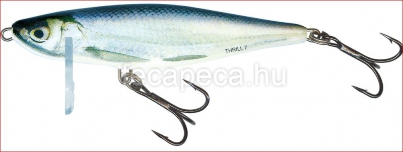 SALMO THRILL 5CM RBL - 2 490,- Ft