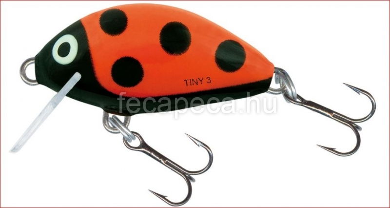 SALMO TINY FLOATING 3CM LB  - 1 990,- Ft