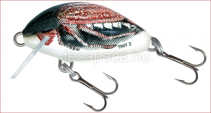 SALMO TINY FLOATING 3CM CC  - 1 990,- Ft
