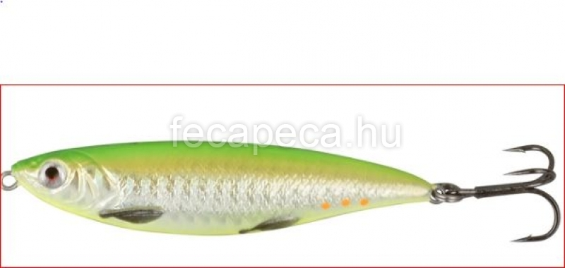 SAVAGE GEAR 3D HORNY HERRING 8CM GREEN FLASH - 2 590,- Ft