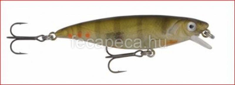 SAVAGE GEAR 3D TWITCH MINNOW 8CM PERCH - 2 490,- Ft