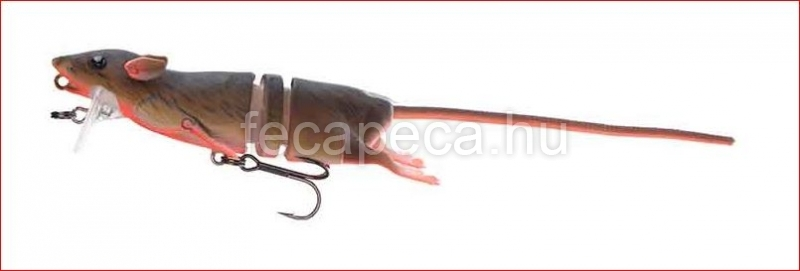 SAVAGE GEAR 3D RAD PATKÁNY 20CM BLOODY RED BELLY - 6 500,- Ft