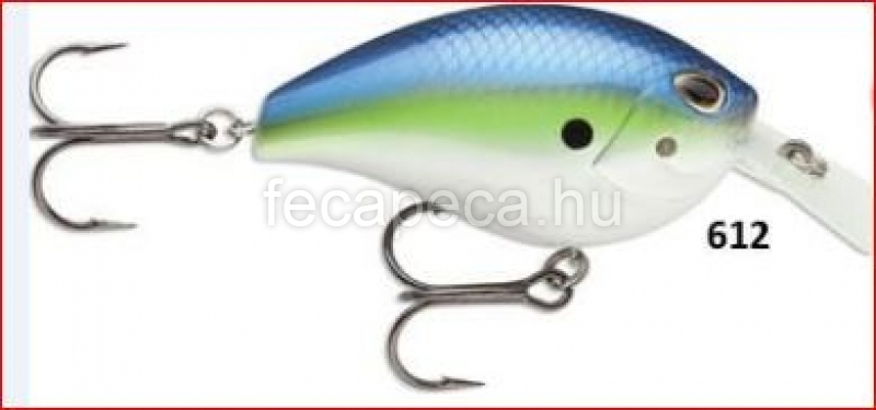 STORM SILENT SQUARE CRANK HOT BLUE SHAD  - 2 490,- Ft