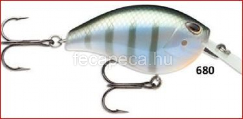 STORM SILENT SQUARE CRANK  BLUEGILL  - 2 490,- Ft