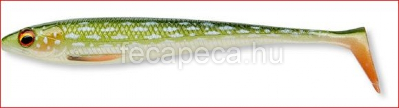 DAIWA DUCKFIN SHAD 13CM  PIKE - 3 290,- Ft