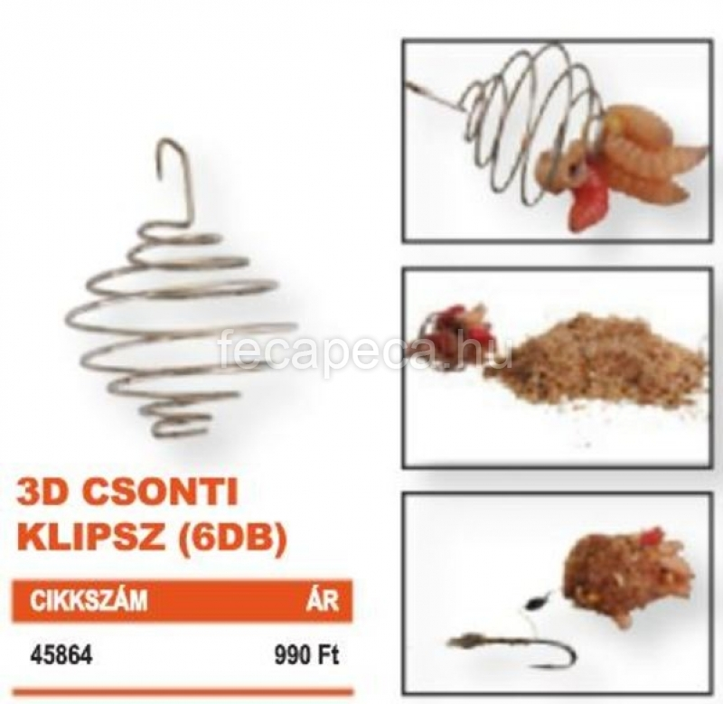 PROLOGIC 3D CSONTI KLIPSZ - 990,- Ft