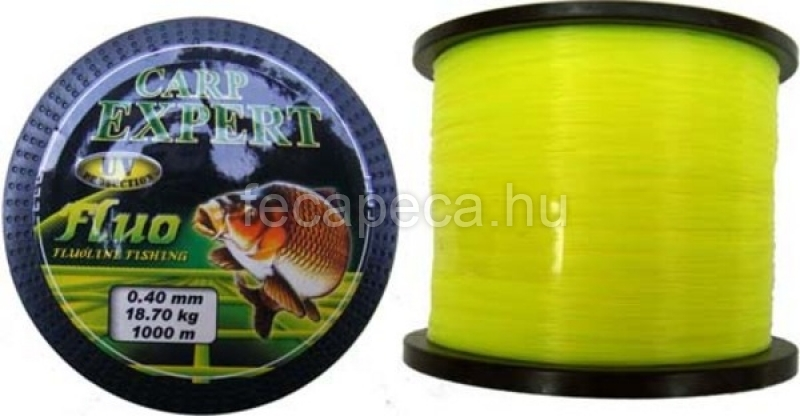 CARP EXPERT UV FLUO 1000M 0,40mm - 4 290,- Ft
