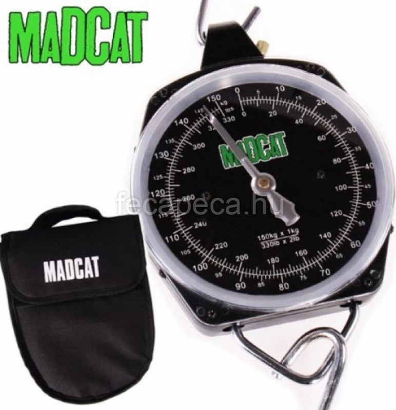 MAD CAT MADCAT - WEIGH CLOCK MÉRLEG 150 KG - 7 990,- Ft