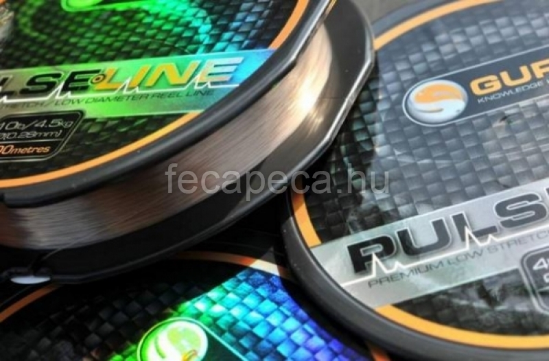 GURU PULSE LINE 300m 0,28mm - 3 990,- Ft