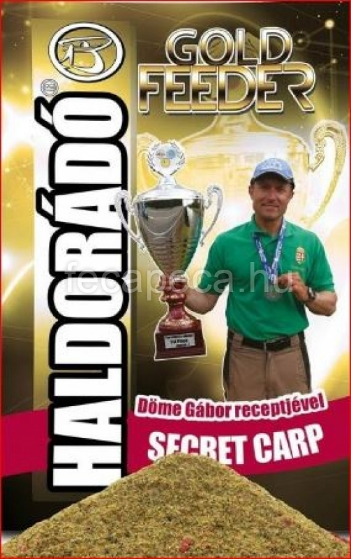 HALDORÁDÓ SECRET CARP 1KG - 1 290,- Ft