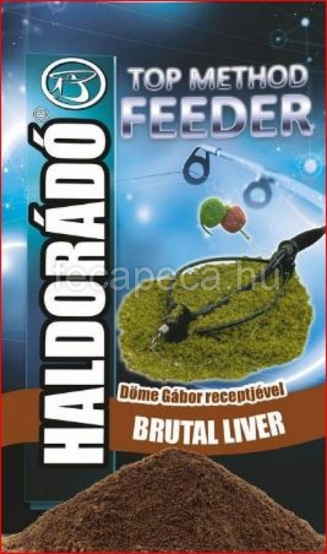 HALDORÁDÓ TOP METHOD BRUTAL LIVER  800G - 1 490,- Ft
