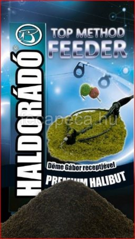 HALDORÁDÓ TOP METHOD PREMIUM HALIBUT 800G - 1 490,- Ft
