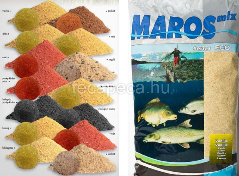 MAROS MIX ECO PONTY KAGYLÓ 1KG - 490,- Ft