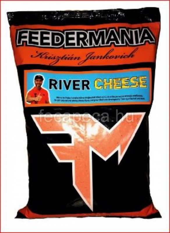 FEEDERMANIA RIVER CHEESE 2,5KG  - 1 490,- Ft