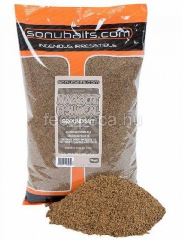 SONUBAIS MAGGOT FISHMEAL 2KG - 3 390,- Ft