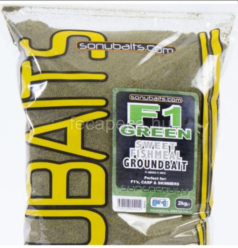 SONUBAIS SUPERCRUSH F1 GREEN 2KG - 3 390,- Ft