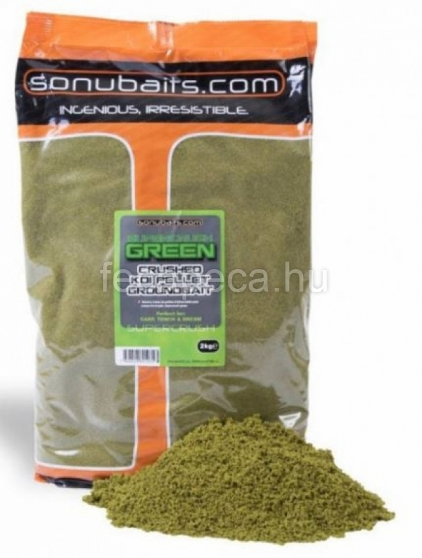 SONUBAIS SUPERCRUSH GREEN 2KG - 3 390,- Ft