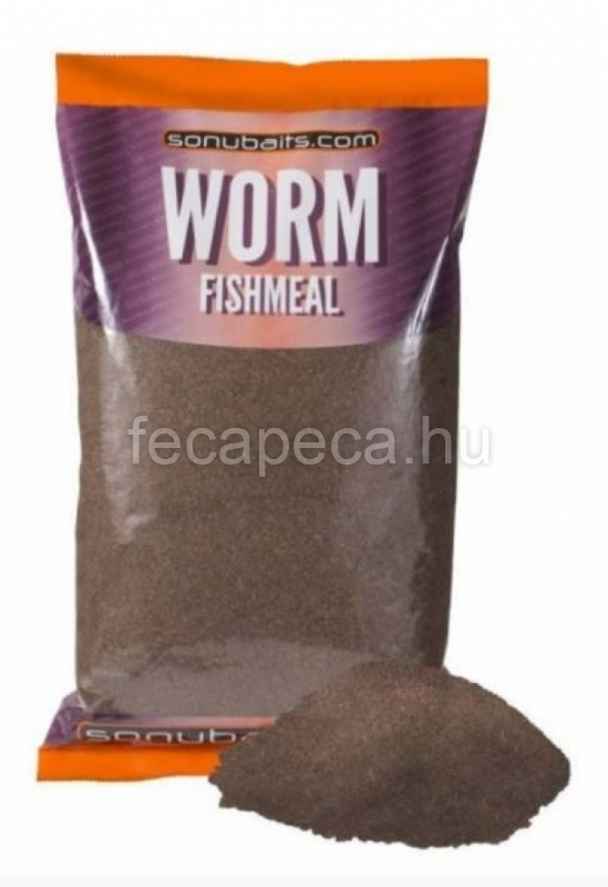 SONUBAIS WORM FISHMEAL 2KG - 3 390,- Ft