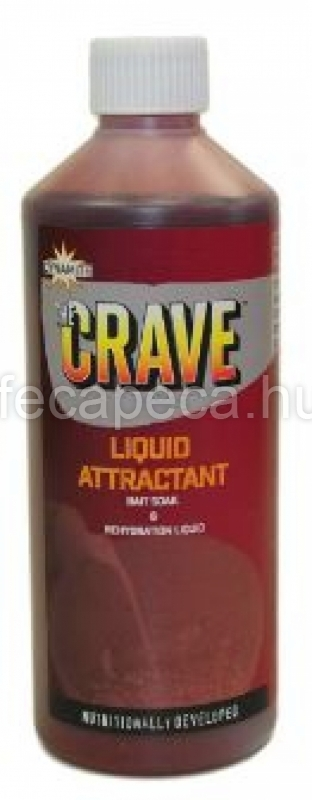 DYNAMITE BAITS LIQUID ATTRACTANT THE CRAVE 500ML   - 4 890,- Ft