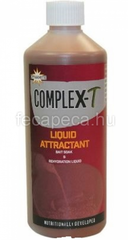 DYNAMITE BAITS LIQUID ATTRACTANT COMPLEX-T 500ML  - 4 890,- Ft