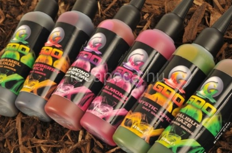 KORDA GOO SPICY SQUID POWER SMOKE  115ML - 4 990,- Ft