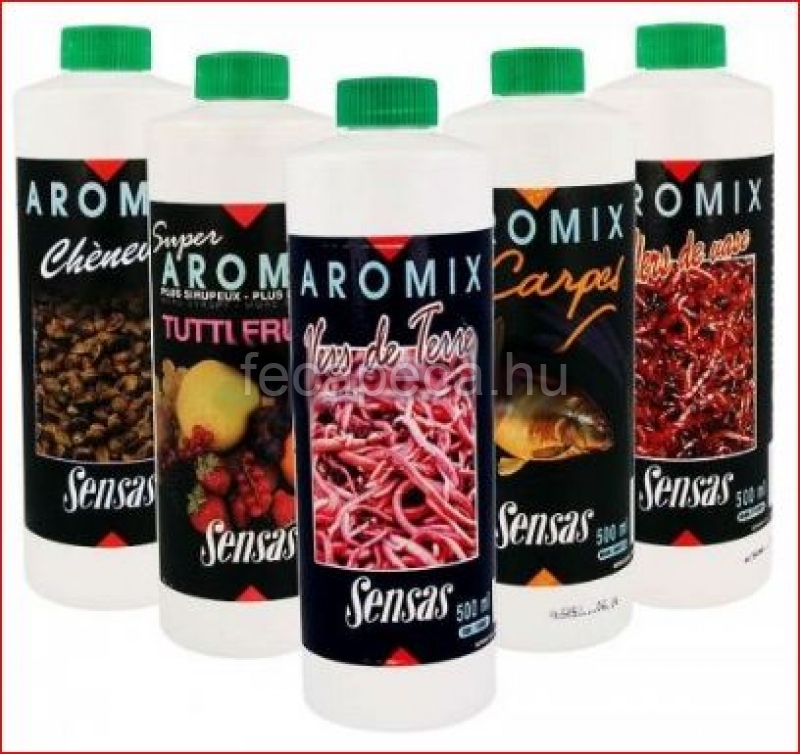 SENSAS AROMIX GILISZTA 500ML - 1 990,- Ft