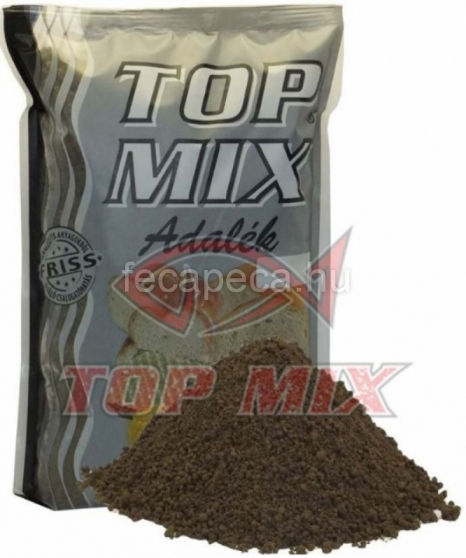 TOP MIX FOLYÓVÍZI BARNA AGYAG 2KG - 790,- Ft