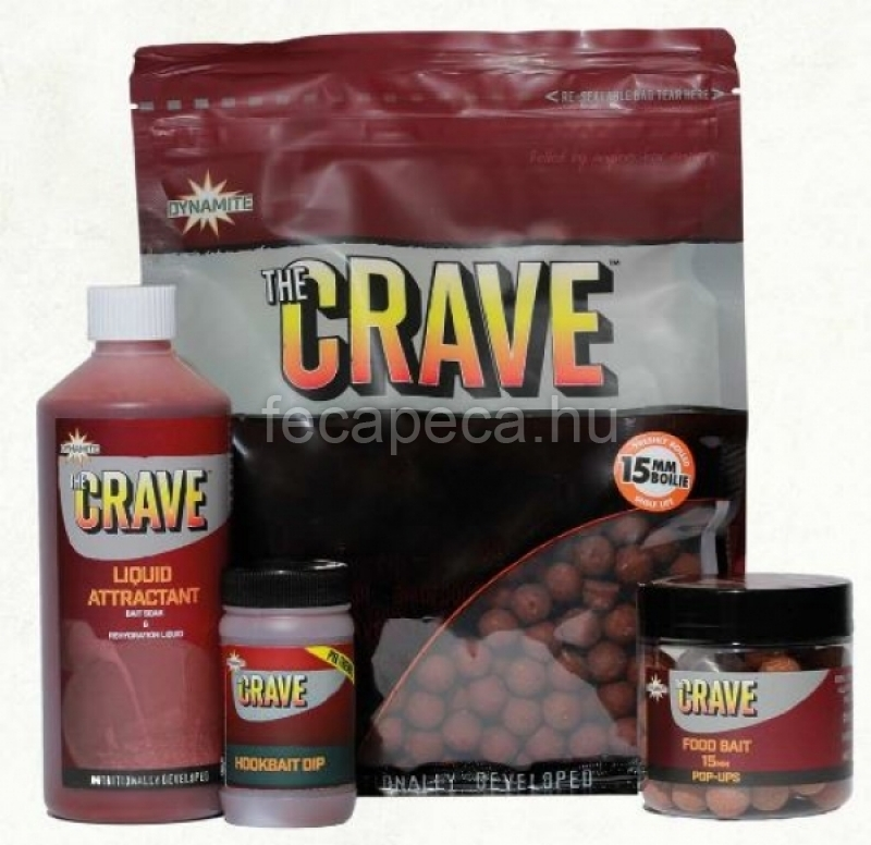DYNAMITE BAITS CRAVE BOJLI 15MM - 4 490,- Ft