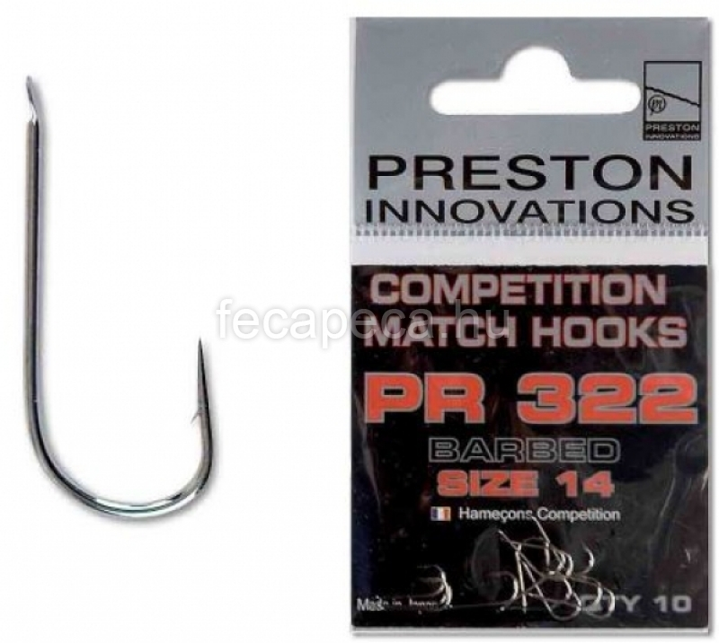 PRESTON 322 NICKEL  12 - 690,- Ft