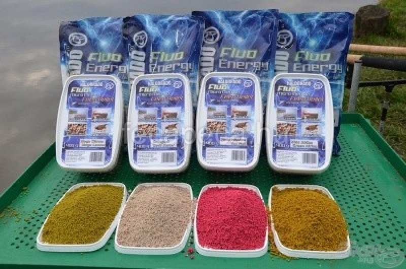 HALDORÁDÓ FLUO MICRO METHOD FEED ZÖLD AFRIKA 400G - 1 790,- Ft