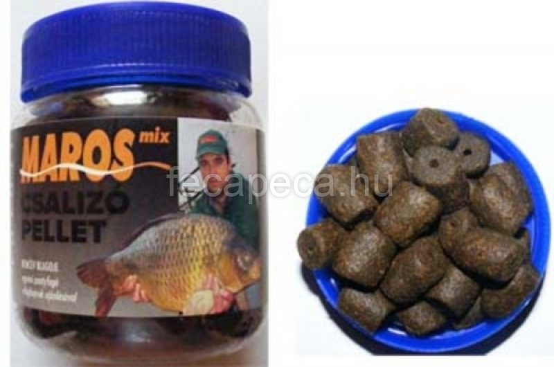 MAROS MIX HORGOS PELLET XXL HALIBUT 8MM 150G - 690,- Ft