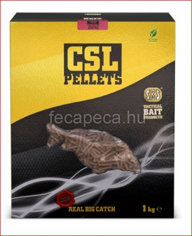 SBS CSL PELLETS 5MM 1KG - 1 150,- Ft