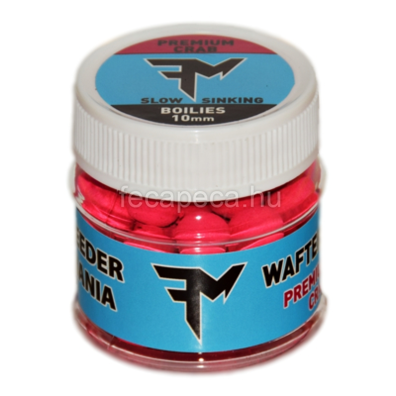FEEDERMANIA WAFTERS PREMIUM CRAB 8MM 25G - 1 390,- Ft