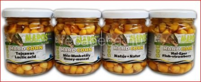 MAROS MIX HARDCORN MÉZ-MUSKOTÁLY 212ML - 590,- Ft