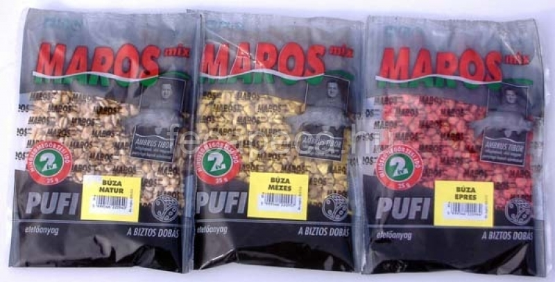 MAROS MIX PUFI BÚZA MÉZ 25G - 390,- Ft