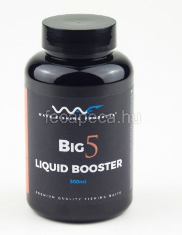 WAVE PRODUCTS LIQUID  BOOSTER BIG5 300ML - 2 790,- Ft