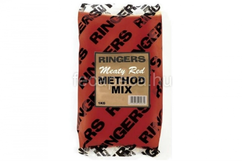 RINGERS MEATY RED METHOD MIX 1KG - 1 990,- Ft