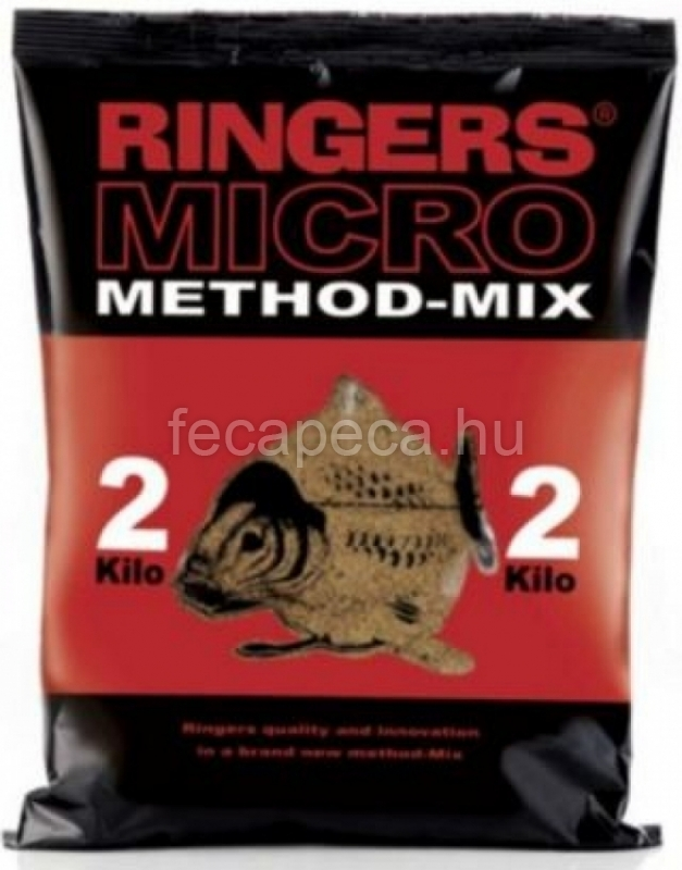 RINGERS MICRO METHOD MIX 2KG - 2 990,- Ft