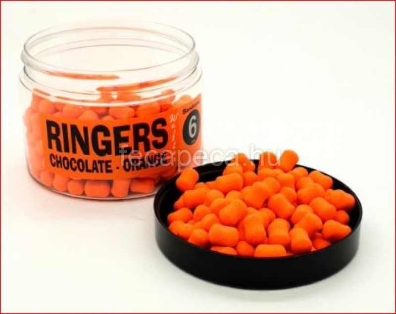 RINGERS CHOCOLATE ORANGE WAFTERS 6MM 100G - 2 290,- Ft