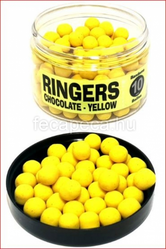 RINGERS CHOCOLATE YELLOW WAFTERS 10MM  100G - 2 290,- Ft