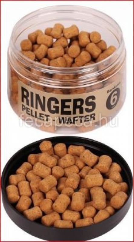 RINGERS PELLET WAFTERS 6MM 80G - 2 290,- Ft